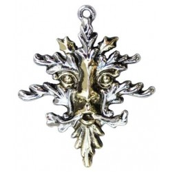 Spirit of Arden Greenman Pewter Necklace LABEShops Home Decor, Fashion and Jewelry