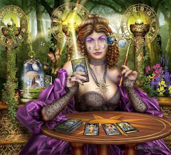 Explore the ancient art of divination to open your inner eye and foretell the future.